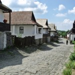 Hollk - tipical Hungarian rural houses